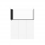 WATERBOX PENINSULA 4820 AQUARIUM - WHITE CABINET