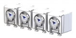 EcoTech Marine Versa VXF-1 Peristaltic Dosing Pump Four Pack of VX-1 Pumps w/ Base Station