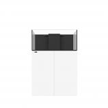 WATERBOX FRAG 85.3 AQUARIUM - WHITE CABINET