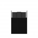 WATERBOX FRAG 85.3 AQUARIUM - BLACK CABINET